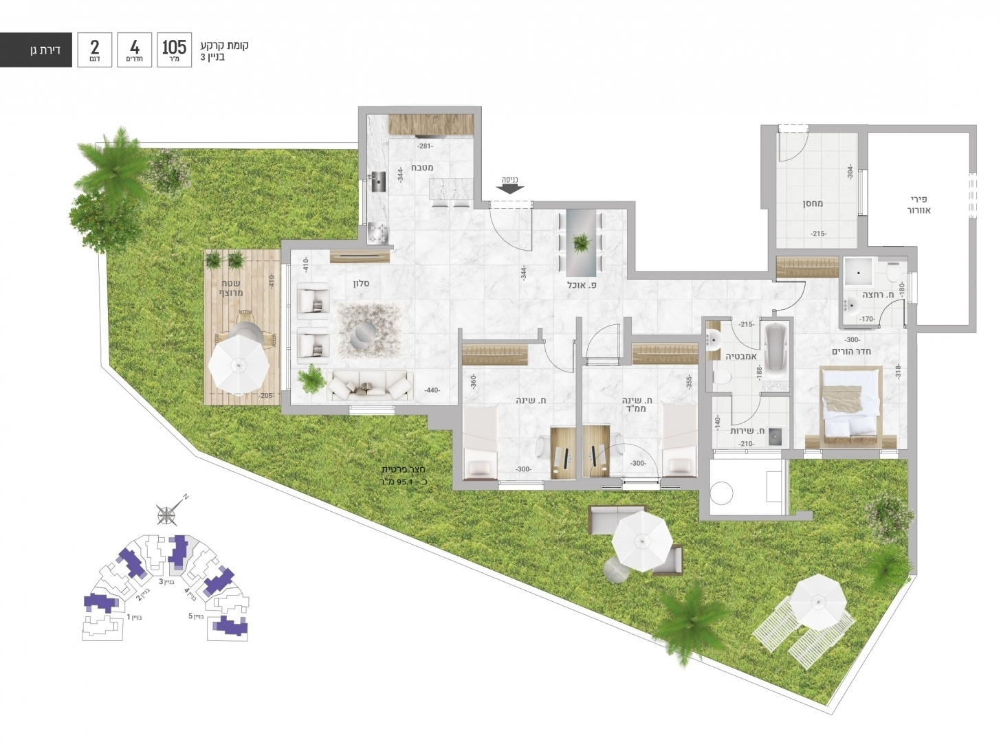 דגם 2 | בניין 3
