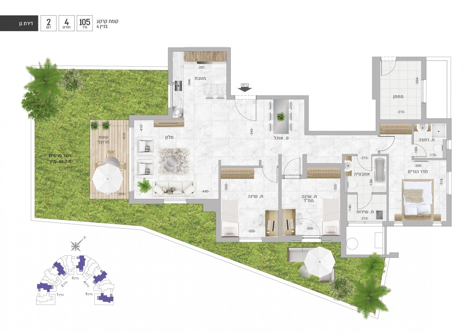 דגם 2 | בניין 4